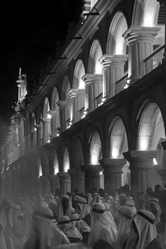 Low Light Digital Photography | Semana Santa, Antigua, Guatemala