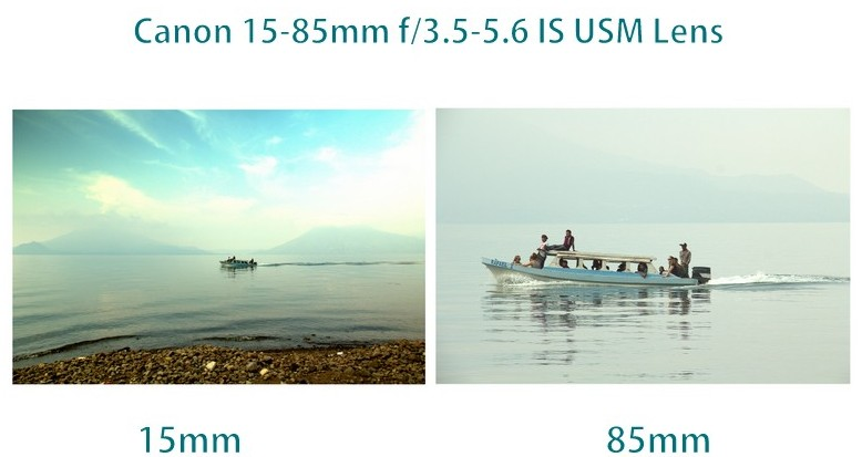 Canon EF 15-85mm f/3.5-5.6 IS USM Lens Review