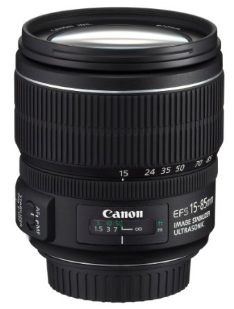 Photography Gear Reviews - Canon EF-S 15-85mm f/3.5-5.6 IS USM