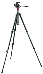 Manfrotto 755 CX3 M8Q5 Photo and Video DSLR Tripod