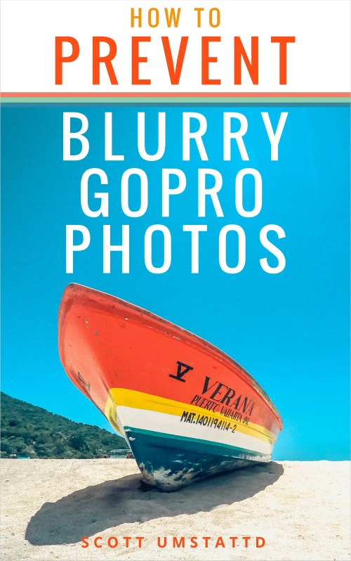 The only comprehensive guide aimed at reducing the number of GoPro photos you take.