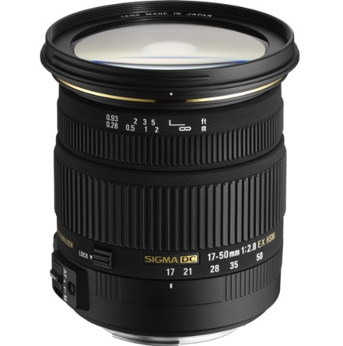 Photography Gear Reviews - Sigma 17-50mm EX DG OS HSM