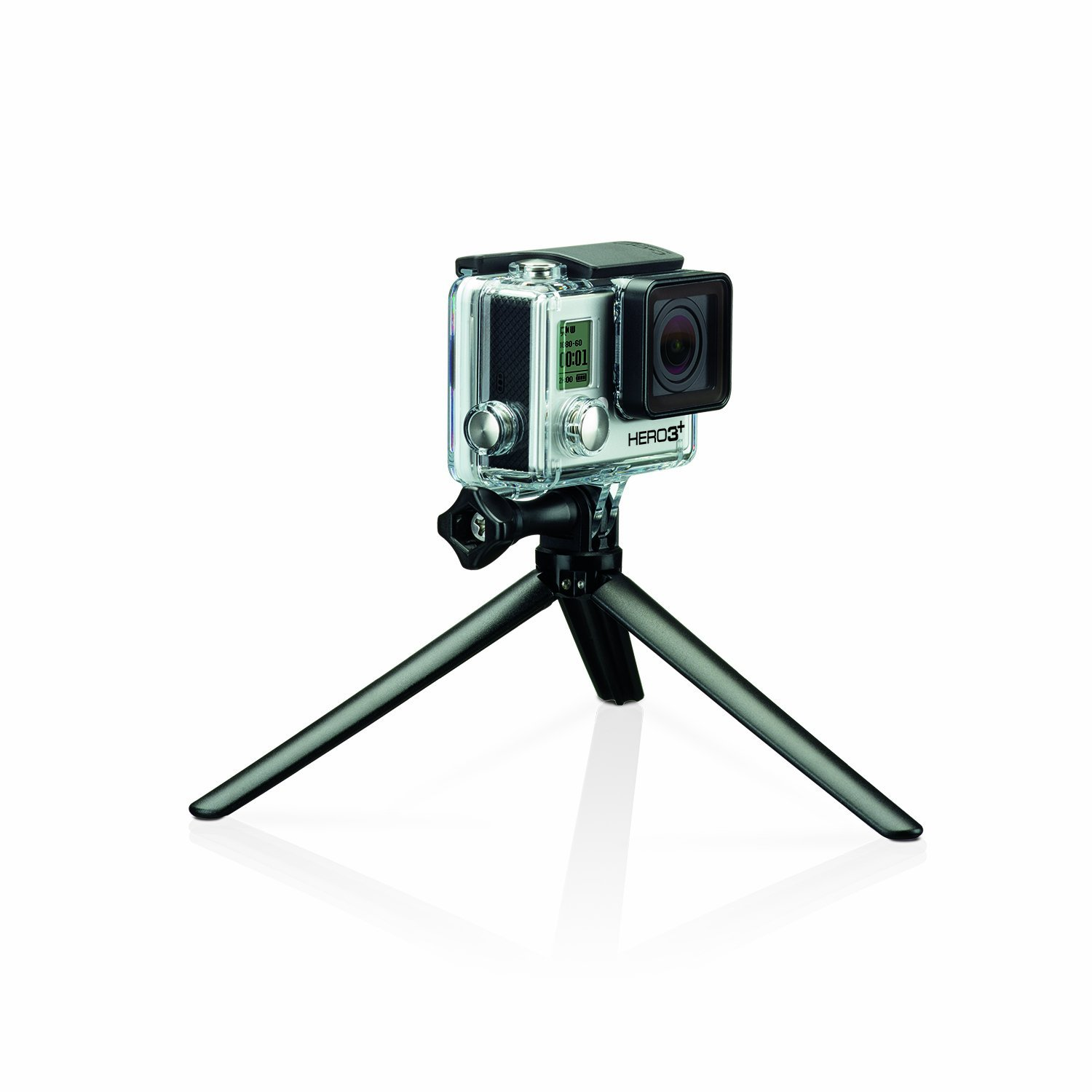 GoPro 3-Way Grip, Tripod, Arm