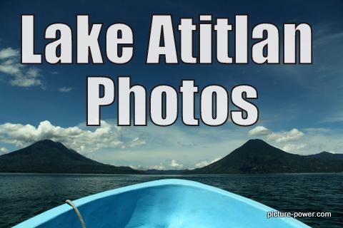 Lake Atitlan Photos