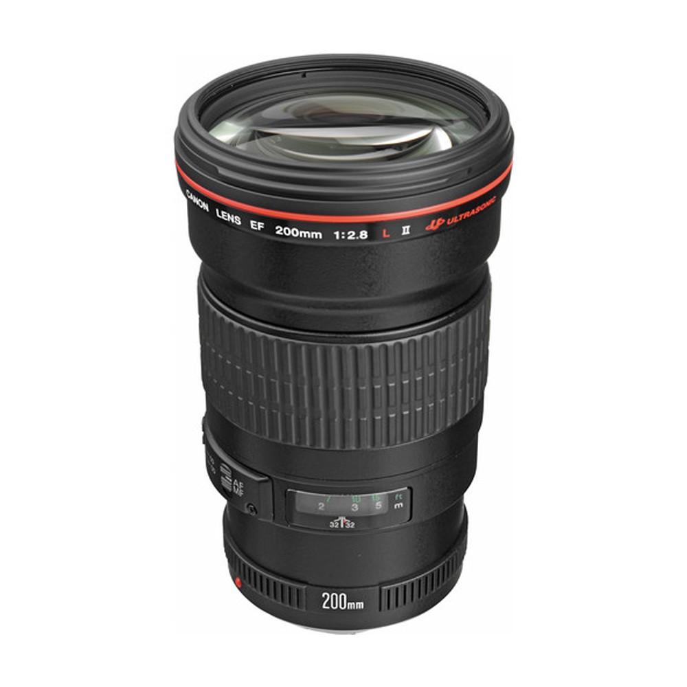 Canon EF 200mm f/2.8 II IS USM lens