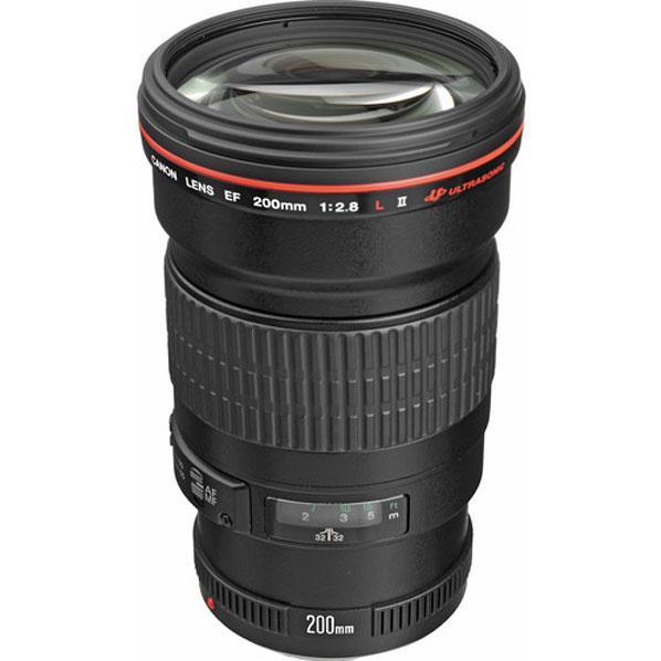 Canon 200mm f/2.8L USM II