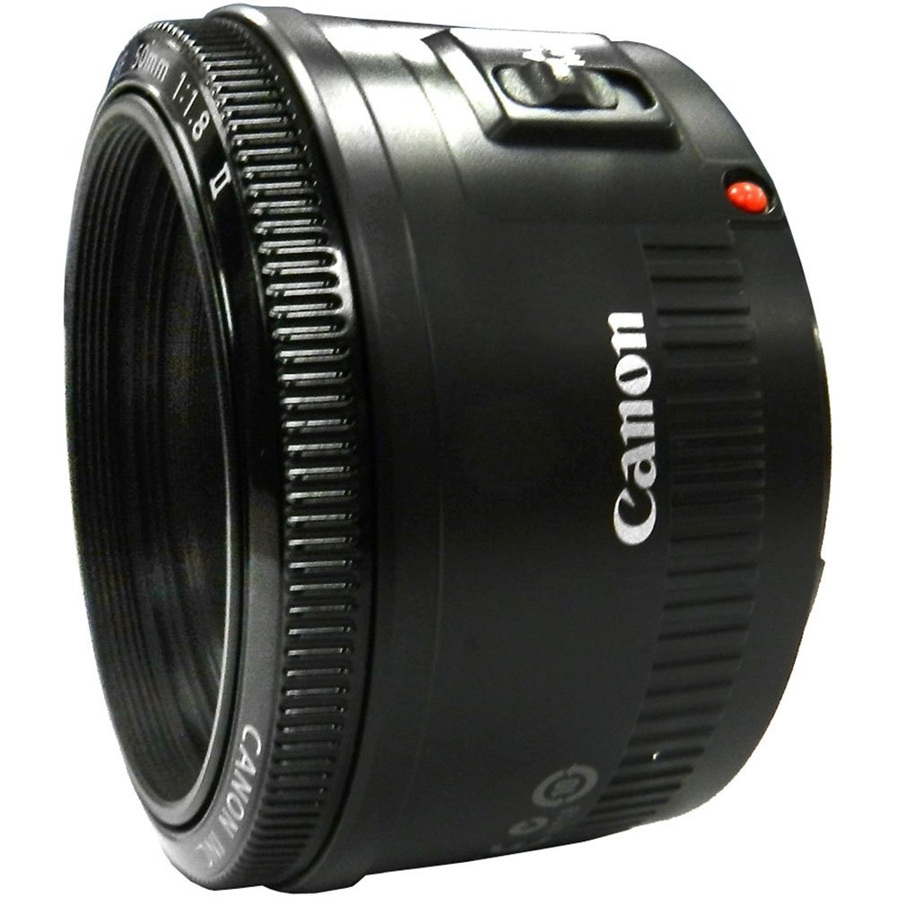 Canon Lens Reviews - Canon 50mm f/1.8 II
