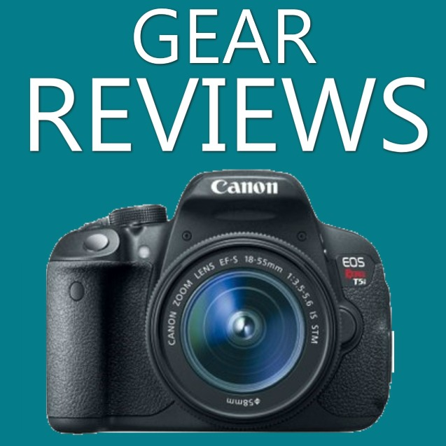 Photography Gear Reviews