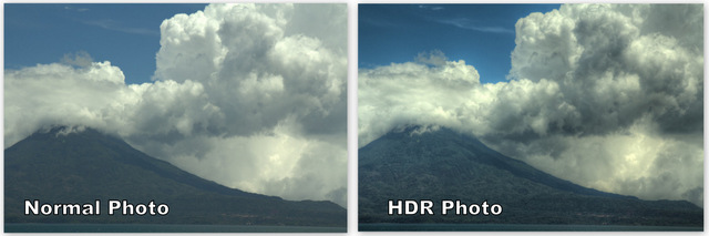Photography Bracketing | HDR vs Normal