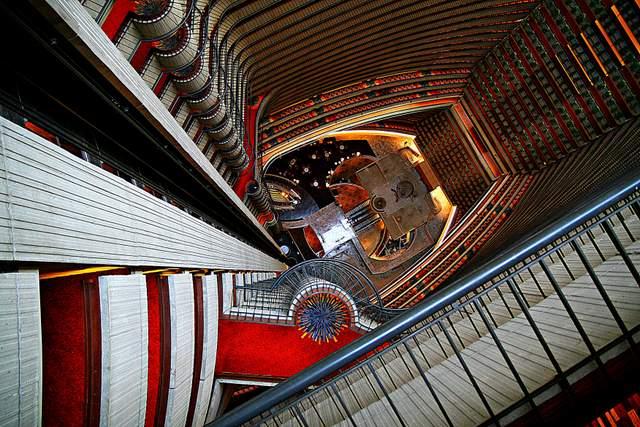 Canon EOS 30D | Marriott Hotel, Atlanta GA