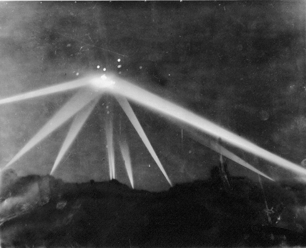 UFO Pictures. Preparing for Proof.