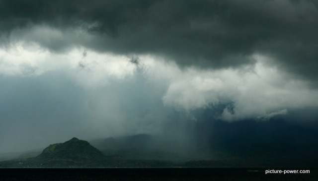 Lake Atitlan Photos | Stormy Weather