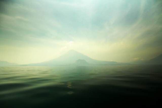Low Light Digital Photography | Lake Atitlan, Guatemala