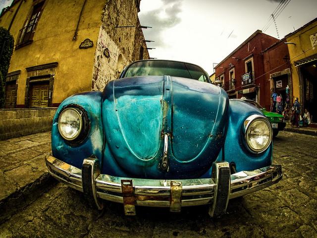 GoPro Street | Classic VW