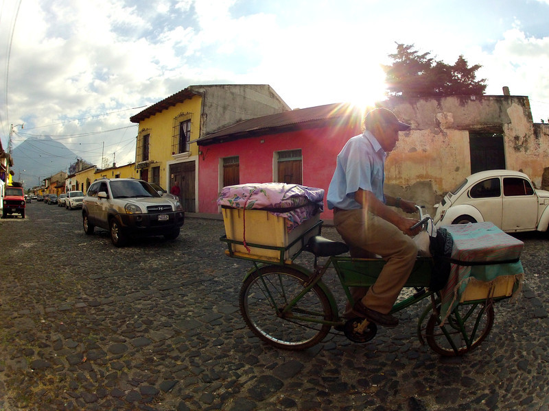 A GoPro Goes To Guatemala