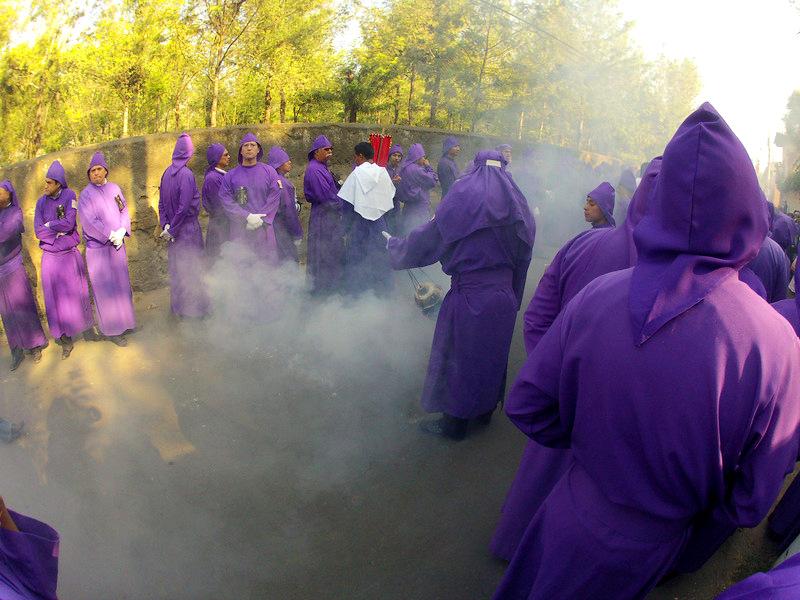 A GoPro Goes To Semana Santa   Antigua, Guatemala