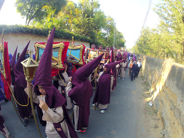 A GoPro Goes To Semana Santa | Antigua, Guatemala