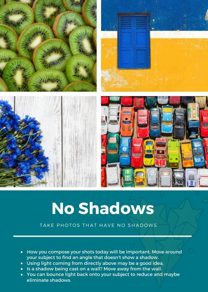 30 Day Challenge - Photography Lesson Plans