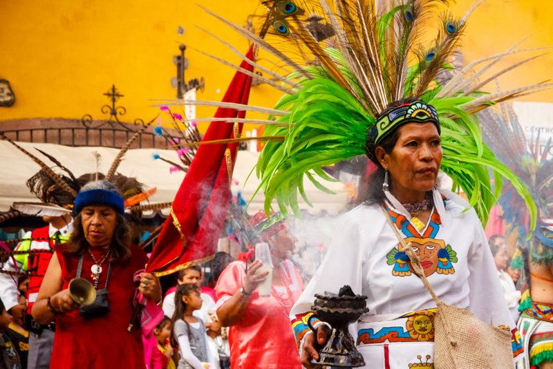 Parade Photography Tips | San Miguel De Allende, Mexico