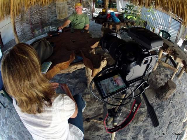 DSLR Video Interview | Lake Atitlan, Guatemala