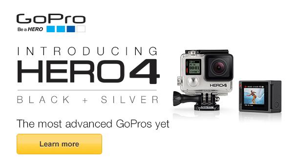 Introducing GoPro HERO4