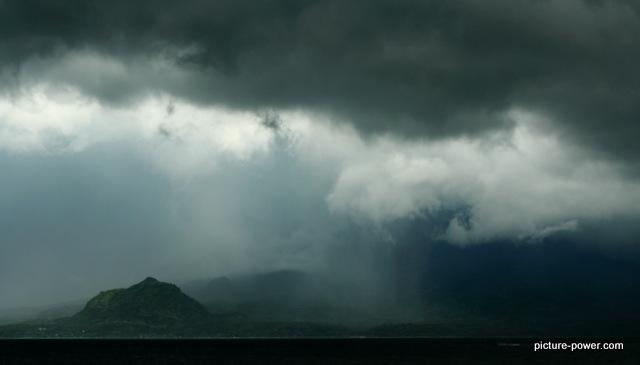 Lake Atitlan Photos | Stormy Weather