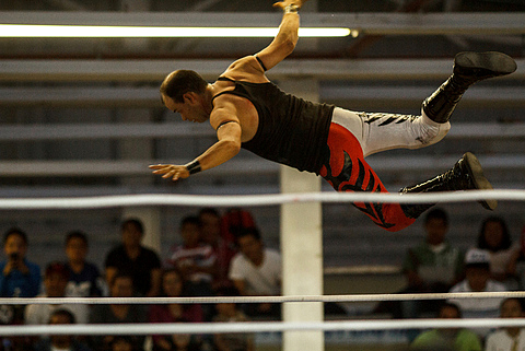 Lucha Libre in Mexico
