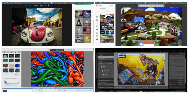 Photo Editing Software   That I Use
