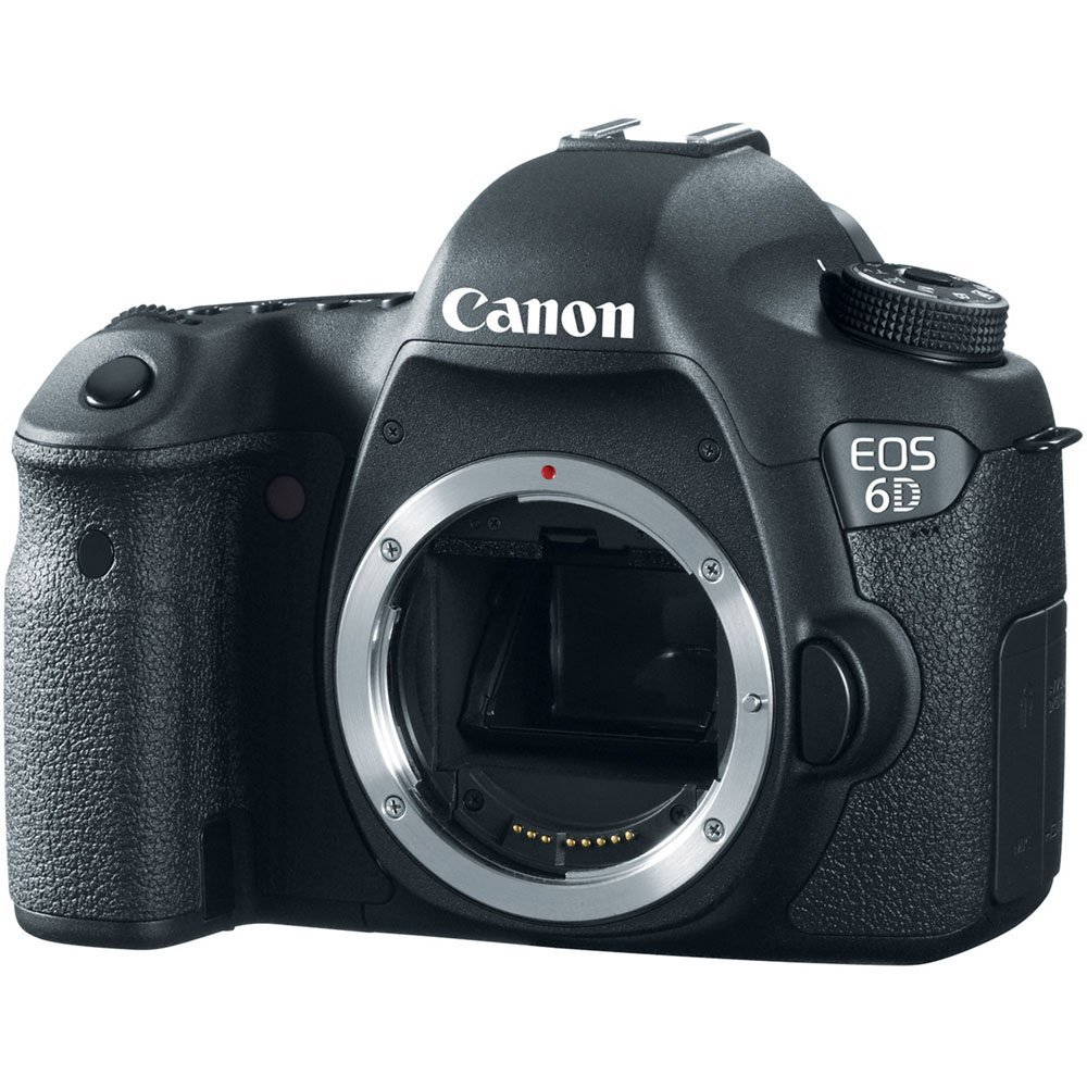 The Canon 6D
