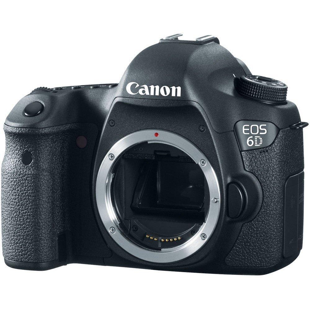 The Canon 6D