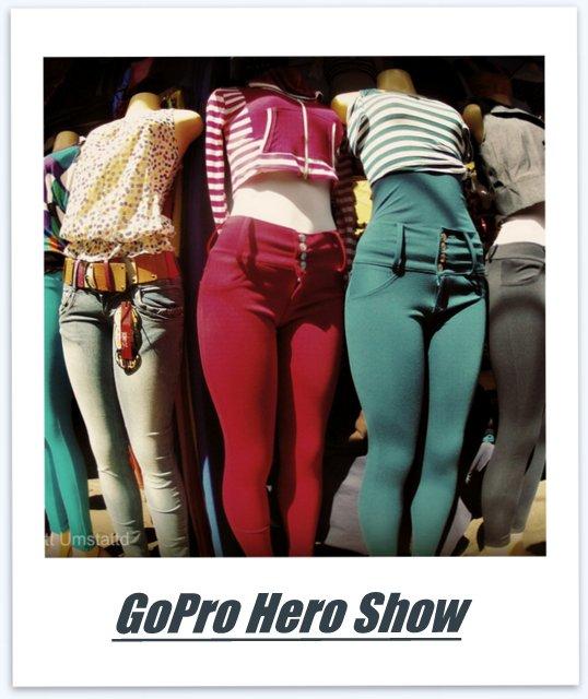 GoPro Hero Show